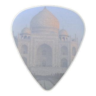Asia; India; Agra. Taj Mahal. Acetal Guitar Pick