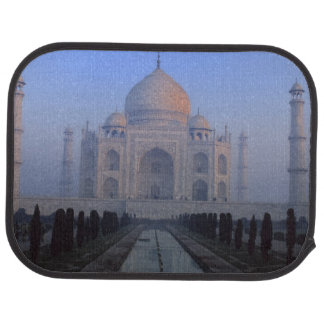 Asia; India; Agra. Taj Mahal. Car Mat