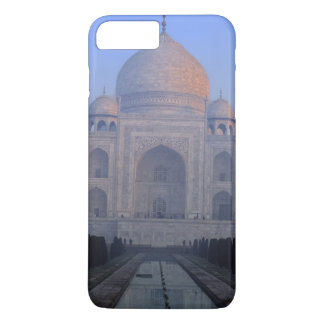 Asia; India; Agra. Taj Mahal. iPhone 8 Plus/7 Plus Case