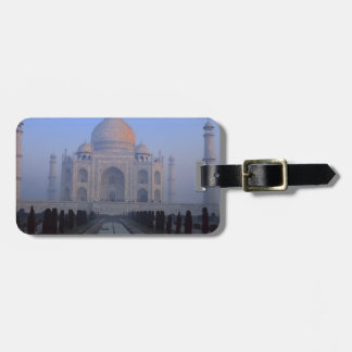 Asia; India; Agra. Taj Mahal. Luggage Tag