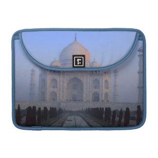 Asia; India; Agra. Taj Mahal. Sleeve For MacBook Pro
