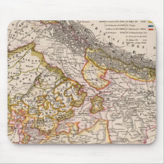 Asia, India, Bangladesh Mouse Pad