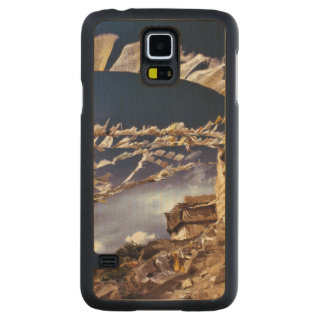 Asia, India, Ladakh, Leh. Known as Little Carved Maple Galaxy S5 Case