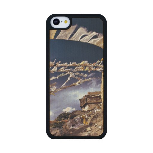 Asia, India, Ladakh, Leh. Known as Little Carved® Maple iPhone 5C Case