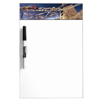 Asia, India, Ladakh, Leh. Known as Little Dry Erase Board