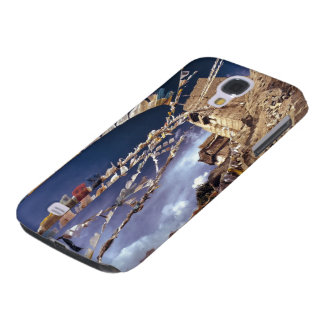 Asia, India, Ladakh, Leh. Known as Little Galaxy S4 Case