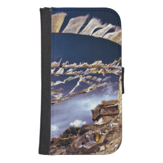 Asia, India, Ladakh, Leh. Known as Little Samsung S4 Wallet Case
