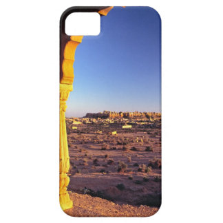 Asia, India, Rajasthan, Jaisalmer. The view from Barely There iPhone 5 Case