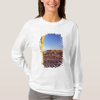 Asia, India, Rajasthan, Jaisalmer. The view from T-Shirt
