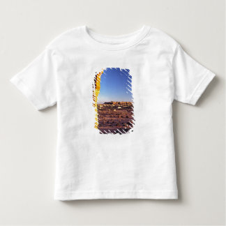 Asia, India, Rajasthan, Jaisalmer. The view from Toddler T-Shirt