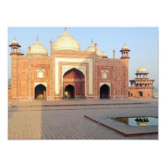 Asia, India, Uttar Pradesh, Agra. On the Photo