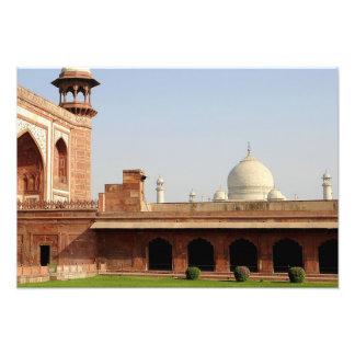 Asia, India, Uttar Pradesh, Agra. The Taj 4 Photo Art