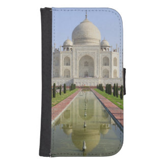 Asia, India, Uttar Pradesh, Agra. The Taj 5 Samsung S4 Wallet Case