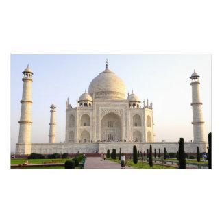 Asia, India, Uttar Pradesh, Agra. The Taj 6 Photo Print