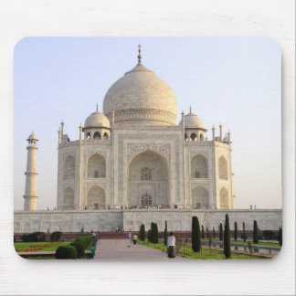 Asia, India, Uttar Pradesh, Agra. The Taj 8 Mouse Mat