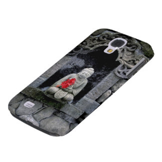 Asia, Indonesia, Bali. A shrine of Buddha Galaxy S4 Case