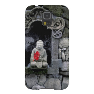 Asia, Indonesia, Bali. A shrine of Buddha Galaxy S5 Covers