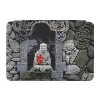 Asia, Indonesia, Bali. A shrine of Buddha iPad Mini Cover