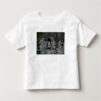 Asia, Indonesia, Bali. A shrine of Buddha Toddler T-Shirt