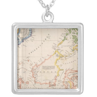Asia, Indonesia, Philippines, East Indies Silver Plated Necklace