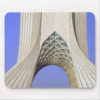 Asia, Iran, Tehran. Freedom Monument in Azadi Mouse Pad