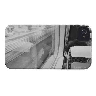 Asia, Japan. Aboard the Shinkansen Bullet Train iPhone 4 Cover