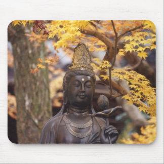 Asia, Japan, Buddha Mouse Mat