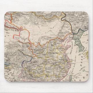 Asia, Japan, China Mouse Mat