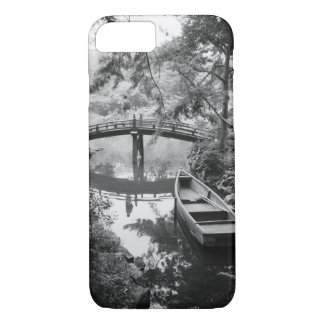 Asia, Japan, Hiroshima. Detail of Shukkei, en 2 iPhone 7 Case