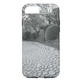 Asia, Japan, Hiroshima. Shukkei, en Garden iPhone 8/7 Case