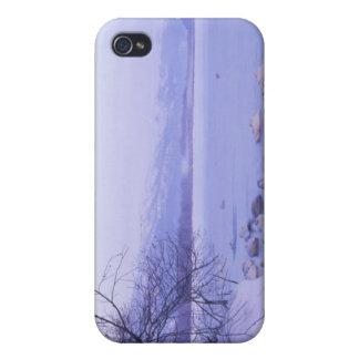 Asia, Japan, Hokkaido, Akan NP, Whopper Swans iPhone 4/4S Case