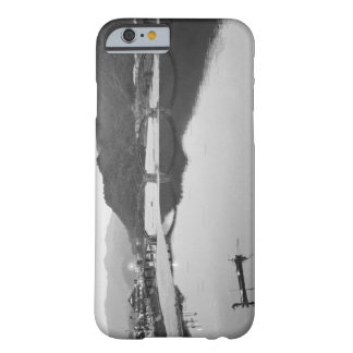 Asia, Japan, Iwakuni. Fishermen and historic Barely There iPhone 6 Case