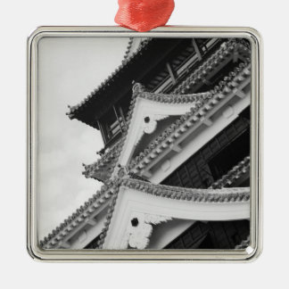 Asia, Japan, Kumamoto. Detail of the Kumamoto, Christmas Ornament