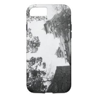 Asia, Japan, Kumamoto. Kumamoto, jo Castle iPhone 8/7 Case