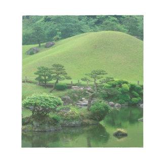 Asia, Japan, Kumamoto, Suizenji Koen Notepad