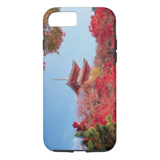 Asia, Japan, Kyoto. Autumn Colour iPhone 8/7 Case