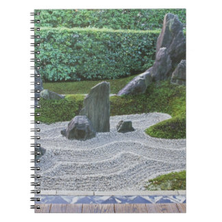 Asia, Japan, Kyoto, Daitokuji Temple, Zuiho-in Notebook