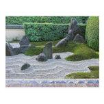 Asia, Japan, Kyoto, Daitokuji Temple, Zuiho-in Postcard