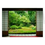 Asia, Japan, Kyoto. Zen Garden 2