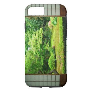 Asia, Japan, Kyoto. Zen Garden 2 iPhone 8/7 Case