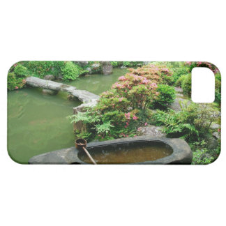 Asia, Japan, Kyoto. Zen Garden iPhone 5 Cover