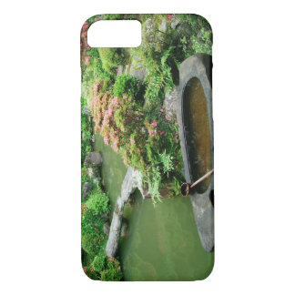 Asia, Japan, Kyoto. Zen Garden iPhone 8/7 Case