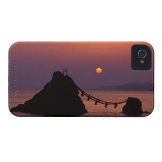 Asia, Japan, Mie, Futamigaura at Dawn Case-Mate iPhone 4 Cases