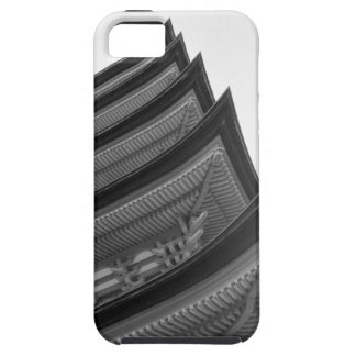 Asia, Japan, Miyajima. Temple detail Tough iPhone 5 Case