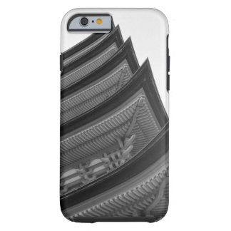 Asia, Japan, Miyajima. Temple detail Tough iPhone 6 Case