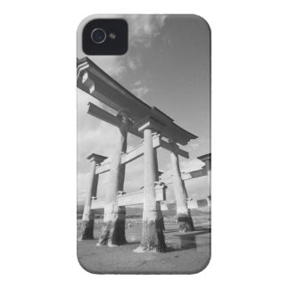 Asia, Japan, Miyajima. The Torri Gate. iPhone 4 Case