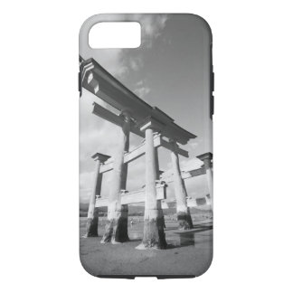 Asia, Japan, Miyajima. The Torri Gate. iPhone 8/7 Case