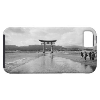 Asia, Japan, Myajima. The Torri Gate Tough iPhone 5 Case