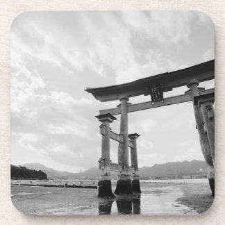 Asia, Japan, Myajima. Torri Gate 2 Coaster
