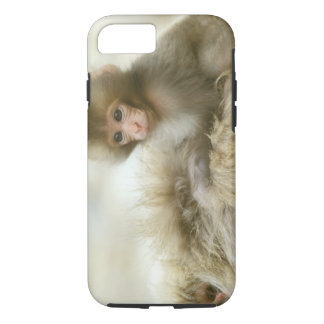 Asia, Japan, Nagano, Jigokudani, Snow Monkey 3 iPhone 8/7 Case